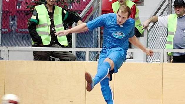 Futsalisté Havířova srovnali proti Brnu v závěru utkání na 2:2.