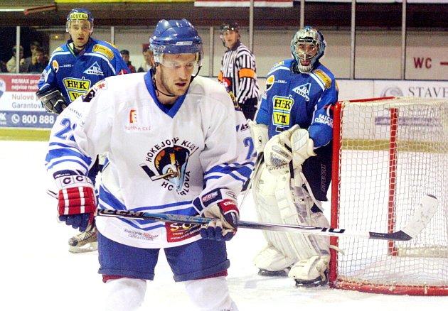 Orlovští hokejisté zakončili základní část II. ligy na pěkném třetím místě.