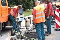 Státní dotace obce žádají například na kanalizaci
