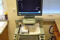 Ultrasonografický přístroj má jako první v kraji urologie v Havířově