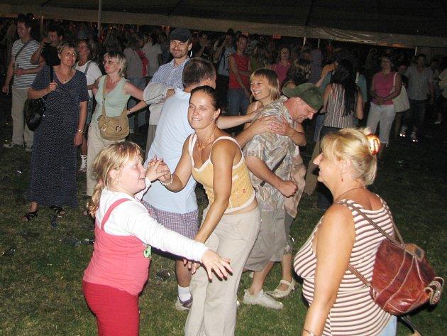 Havířovské hornické slavnosti tanec