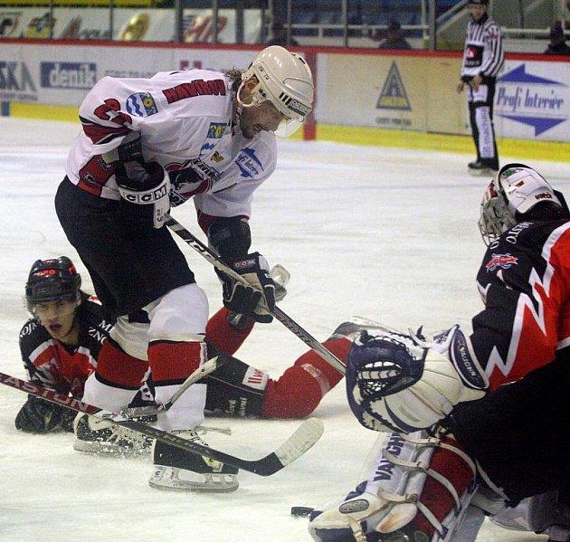 Hokejisté Havířova mají konec roku 2009 ve znamení samých porážek.