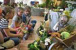 V zimním stadionu v Karviné-Fryštátě je až do soboty k vidění výstava výpěstků zahradkářů z celého regionu nazvaná Zahrada 2009.