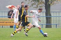 Petrovičtí fotbalisté se dál drží na druhé příčce v tabulce.