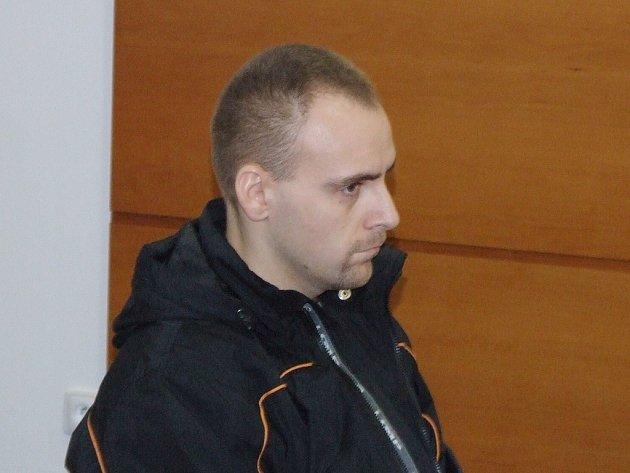 Odsouzený bývalý podpraporčík Lukáš Parchański z Orlové