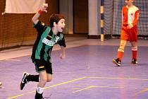 Fotbalové přípravky teď budou na turnajích Krajského svazu usilovat hlavně o střílení branek.