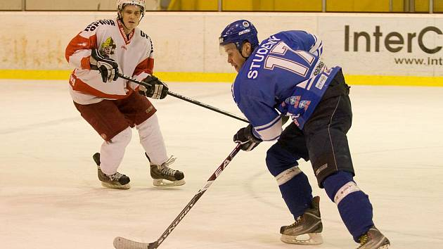 Orlovští hokejisté doma s Břeclaví zklamali. Polepší se venku?