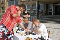 Šachisté rozehráli své soutěže.