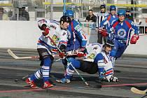 Hokejbalisté Karviné utrpěli v posledním utkání s Kladnem debakl, ale to jejich letošní extraligové výkony nijak nesnižuje.
