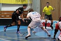 Florbalisté Havířova hrají po úvodních zápasech extraligové baráže s Bohemians nerozhodně 1:1.