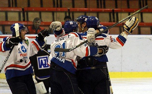 Hokejisté Karviné vybojovali další vítězství.