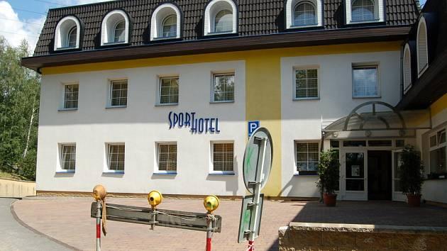Orlovský hotel Sport