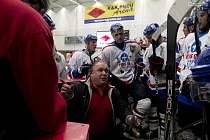 Hokejisté Karviné byli na havířovském ledě lepší, ale prohráli stejně jako v prvním případě 4:3.