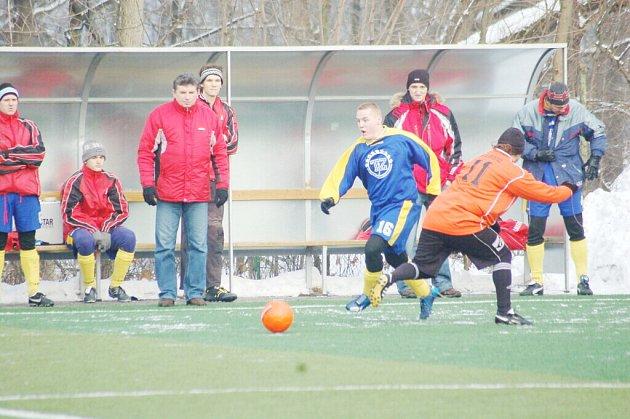 Albrechtický turnaj Refotal Cup nabídnul o víkendu další zajímavé zápasy s neméně interesantními výsledky.
