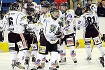 Karvinské hokejistky v sérii o třetí místo přehrály Litvínov jasně 4:0 na zápasy.