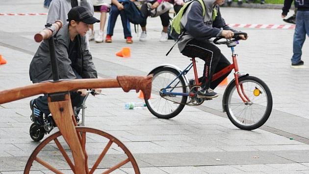 Havířov se v pátek zapojil do Evropského dne bez aut.
