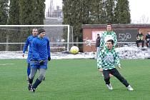 Fotbalový turnaj v Českém Těšíně pokračoval dalšími zápasy.