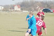 Petrovičtí fotbalisté zvládli další duel krajského přeboru s Oldřišovem. Teď je čeká těžší utkání v Krnově.