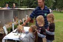 V Karviné se na výstavě sešli chovatelé domácího zvířectva i ze zahraničí