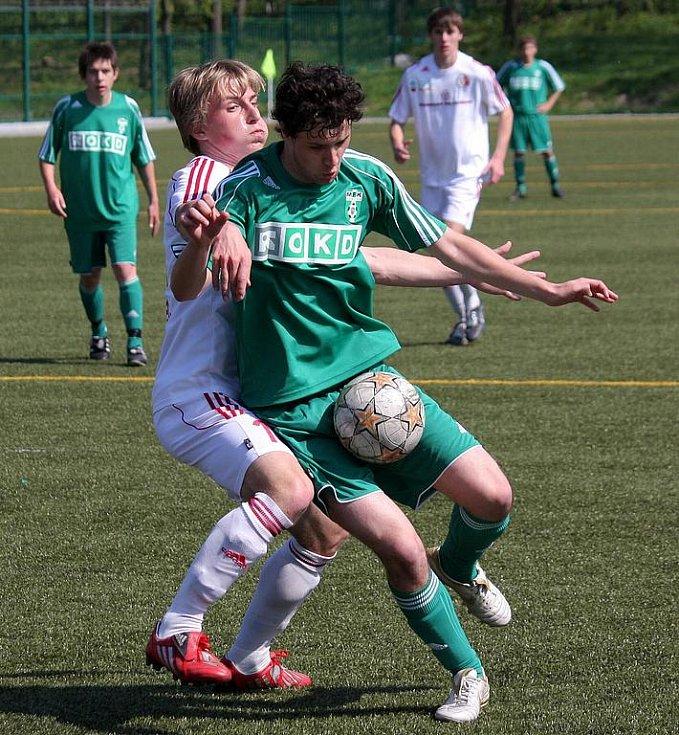 Mládežnické fotbalové celky zakončily své soutěže.