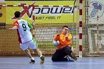 Futsalisté Slavie pokračují v dobrých výkonech i v novém roce.