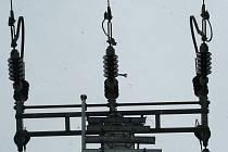 Zloděj při krádeži na stožáru elektrického vedení podstoupil neuvěřitelný hazard