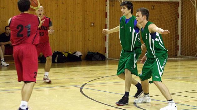 Karvinští basketbalisté v posledním kole oblastního přeboru podlehli VŠB Ostrava.
