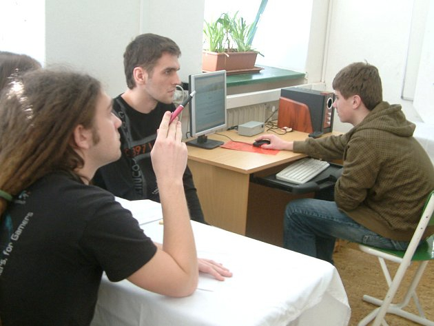 Studenti informatiky změřili své síly na soutěži v Orlové.