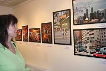 Z výstavy fotografií