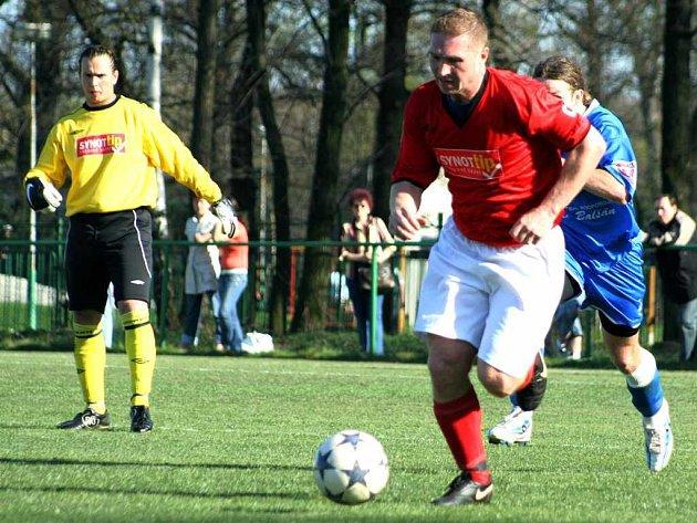 Fotbalisté Bohumína překvapili a lídra málem porazili.