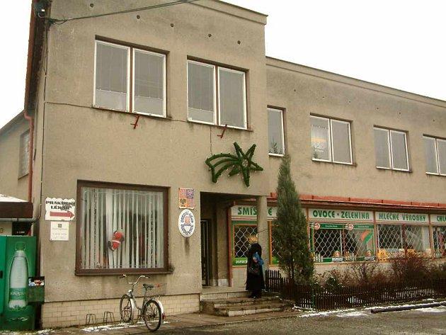 Obecní úřad v Horních Bludovicích