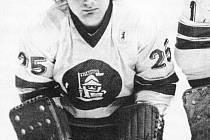 Bývalý hokejový brankář Miroslav Kohout