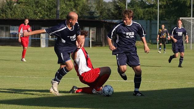 O víkendu je možno vyrazit na některý z fotbalových zápasů.