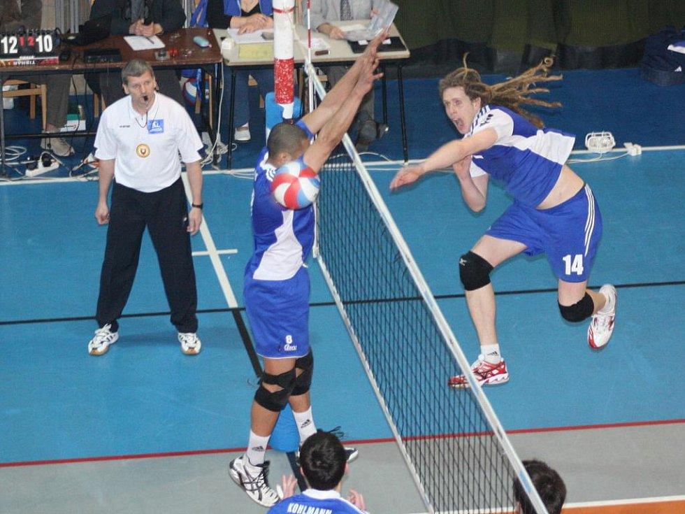 Volejbalisté Havířova si zahrají čtvrtfinále play off.