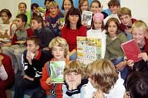 Týden knihoven je určen zejména dětským čtenářům, kterým je věnována většina akcí.