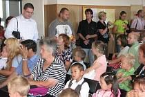 Zahájení školního roku v ZŠ Na Nábřeží