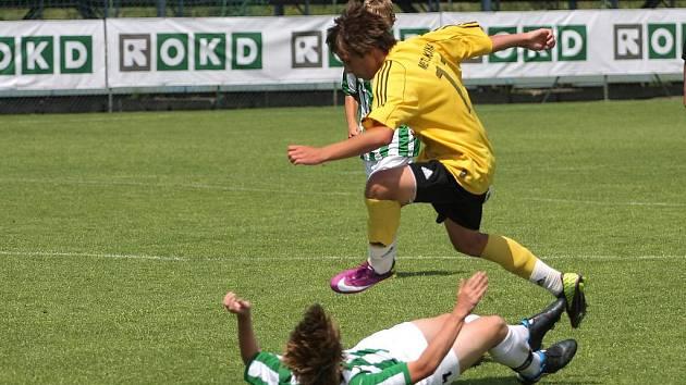 Mládežníci odstartovali své fotbalové soutěže.