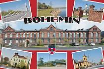 Pohlednice města Bohumína
