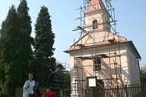 Hezčího vzhledu se dočká Kaple svatého Jana Nepomuckého, která stojí mezi sídlištní výstavbou v Orlové-Lutyni.