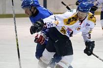 Orlovským hokejistům se přestalo dařit.