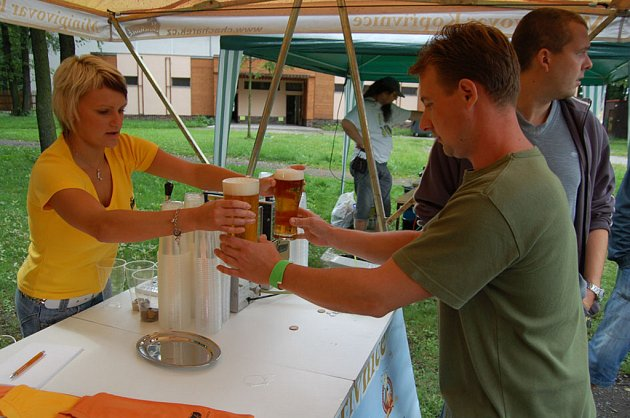 Pivní slavnosti v Bohumíně