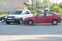 Více aut, více nehod.