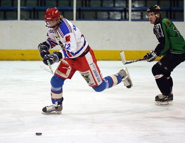 Karvinští hokejisté poznali po dlouhé době opět slast vítězství.