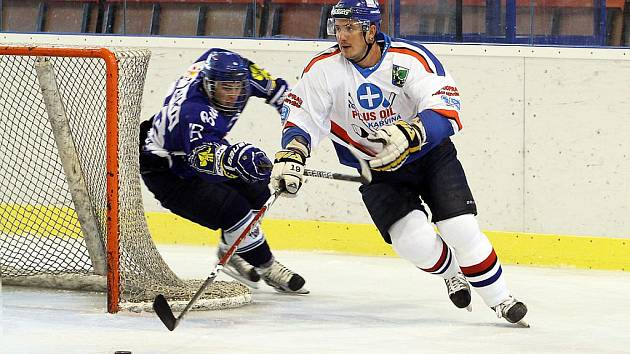 Hokejisté Karviné s největší pravděpodobností zahájí sezonu na karvinském zimním stadionu.