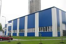 Průmyslová zóna v Horní Suché