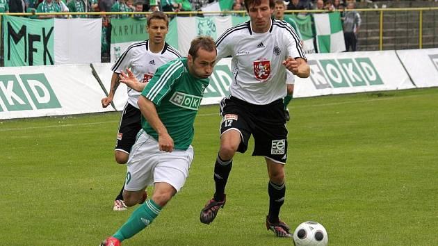 Zdeněk Látal (vlevo) je aspirantem na titul Smolař roku.