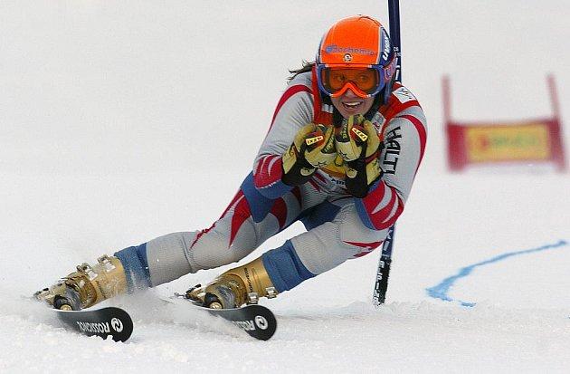 Eva Kurfürstová má po sezoně. Olympiádu ve Vancouveru nestihne.