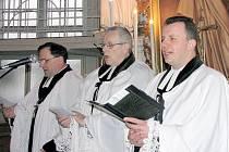 Novým seniorem se stal Vladislav Volný (vpravo)