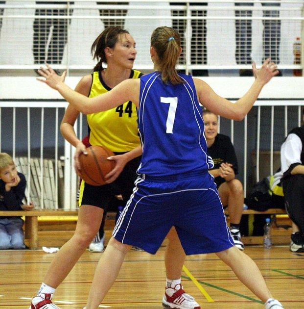 Basketbalistky Orlové chtějí obsadit v tomto druholigovém ročníku páté místo.