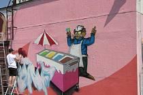Graffiti festival v Havířově